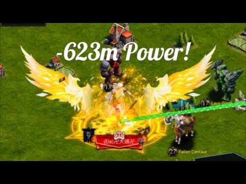 Best Shield Droppers Zero A 623m P6 And More! | Clash Of Kings War Within K65 😈