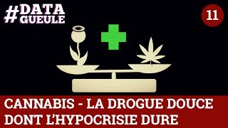 Cannabis, la drogue douce dont l
