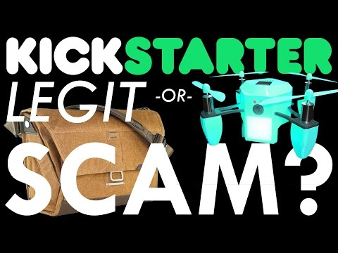 WAIT Before Kickstarting: SCAMS, FAILS & Lily Refunds