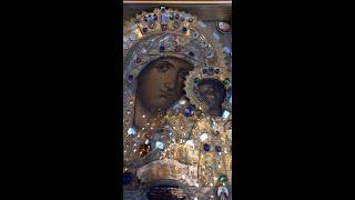 ПЪРВА СТАТИЯ НА БОГОРОДИЧНИЯ АКАТИСТ В ХРАМ СВ. НЕДЕЛЯ  2020
