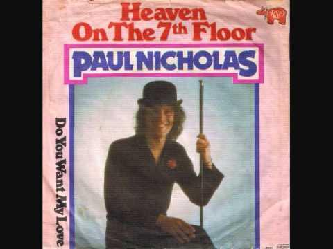 Paul Nicholas  Heaven  The 7th Floor