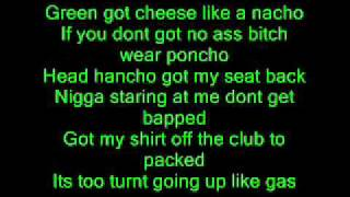 Tyga Rack City LYRICS