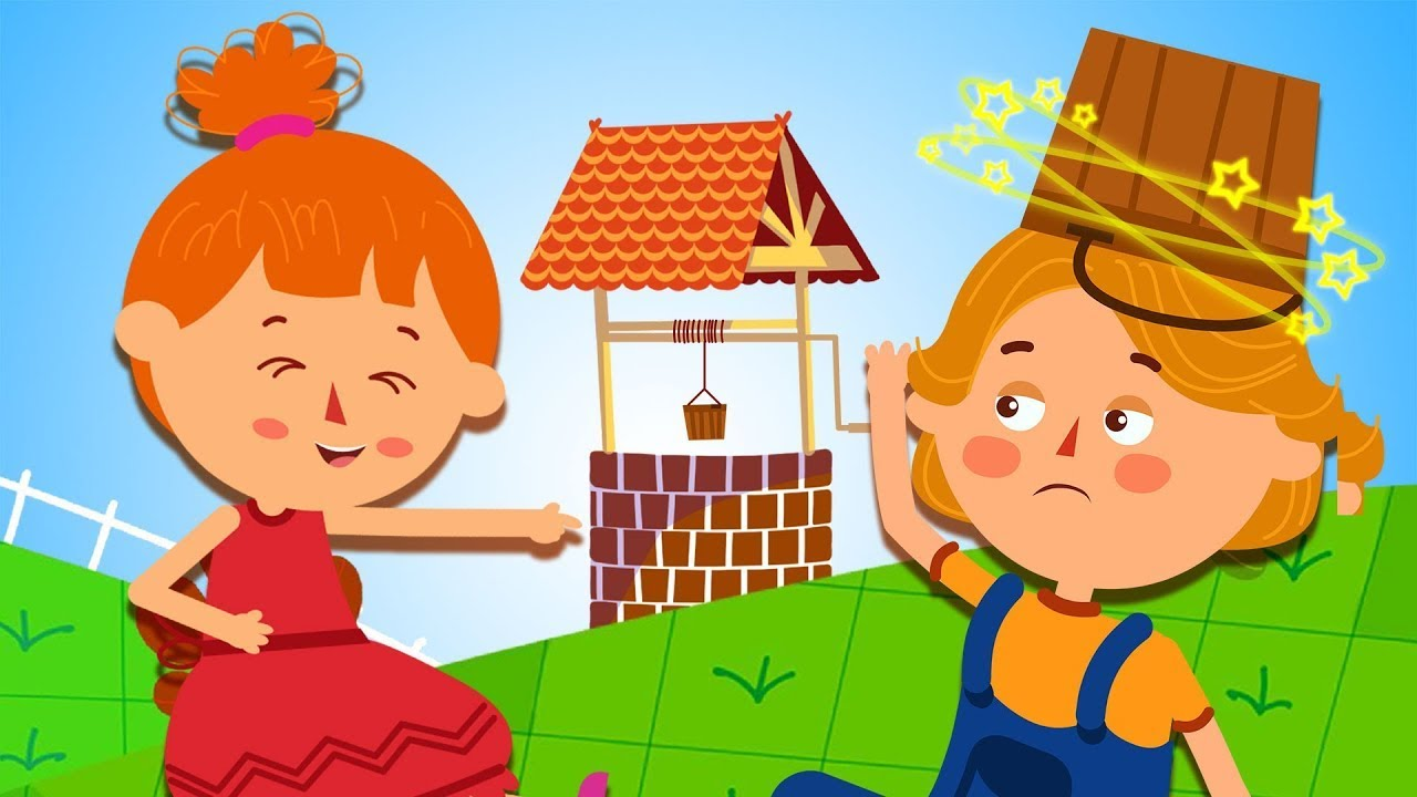 Jack And Jill Nursery Rhyme | Learn English Poem For Kids With Captain Discovery