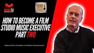 MUBUTV: Insider Video Series Season 3 Episode #36 Songwriter, Producer, Artist Robert Kraft  Pt.2