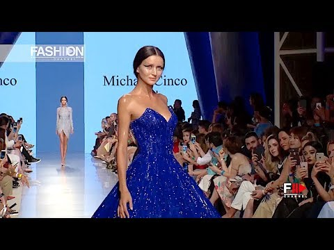 MICHAEL CINCO 4th Arab Fashion Week Ready Couture & Resort 2018 - Fashion Channel