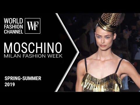 Moschino spring-summer 2019 Milan fashion week