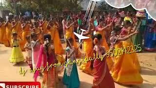 Brindavanamali new DJ song mix by DJ Ajay from Gangipally 9502142325