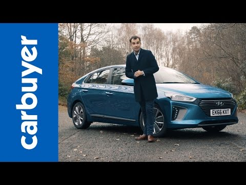 Hyundai Ioniq Hybrid in-depth review - Carbuyer