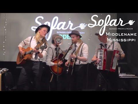 Middlename Mississippi  - Far Away   Sofar Odense