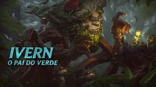 Campeão em Destaque: Ivern | Mecânica de jogo - League of Legends streaming
