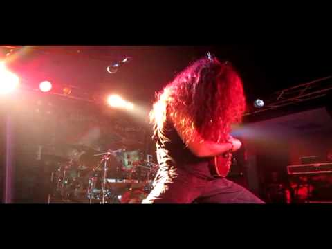 Mystic Prophecy - Ravenlord 'Live' @ The Rock Temple, Kerkrade/NL, 05.10.2013