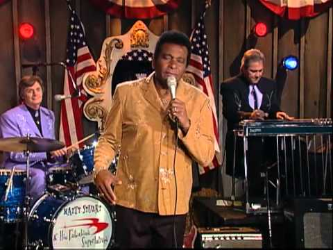 "Charley Pride ""Is Anybody Goin' To San Antone?"""