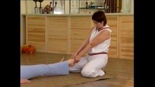 Уроки массажа  Тайский массаж