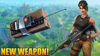 NEW C4 EXPLOSIVE & UPDATE! - 1100+ Wins - Fortnite Battle Royale Gameplay - PS4 PRO - Update v3.3