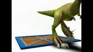 Best Animated word - Dino Island 2