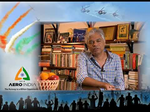 Theater, Film Artist Prakash Belawadi on Aero India 2019 | Kannada Version | DD Chandana
