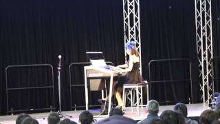 Performance by 826aska ハピリンにて 手振れで、画像揺れます。 ☆826as...