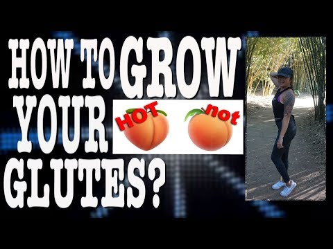 HOW TO GROW YOUR GLUTES? #1 || THE THRUST IS A MUST