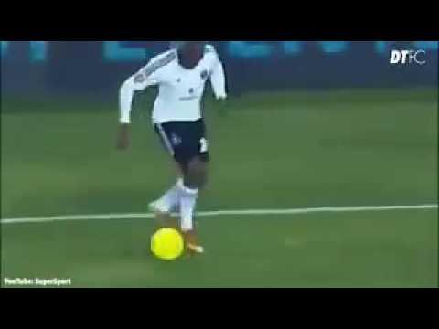 Mama africa football skills