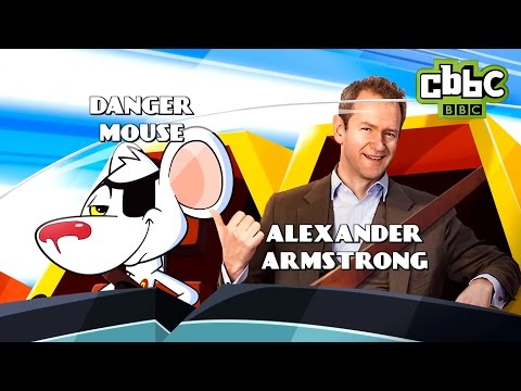 New Danger Mouse - Meet the cast and sneak peek at new characters!