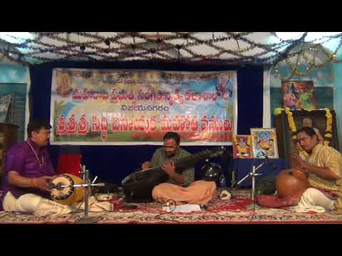 Kommmalo Koyila | For all Veena Lovers| Phani Narayana|Tribute to Chittibabu