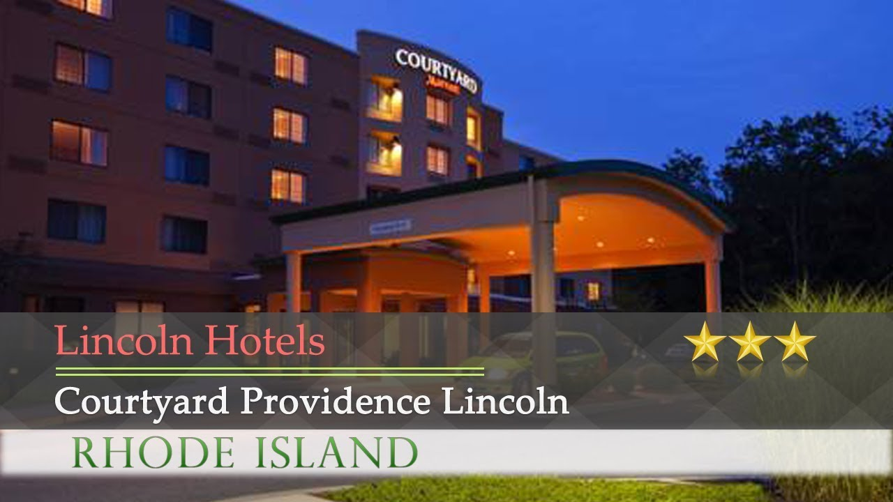 Courtyard Providence Lincoln Hotels Rhode Island