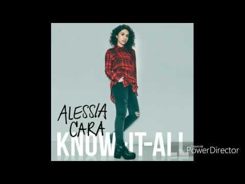Alessia Cara-Stone lyric