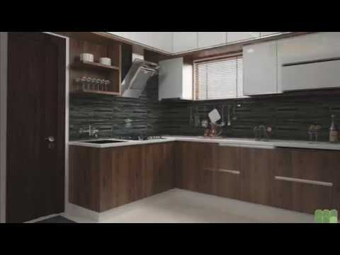 Modular Kitchen Interior Designers In Hyderabad, Gachibowli, Madhapur,  Kondapur