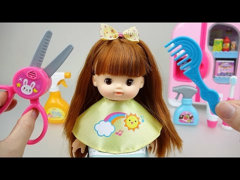 Thumbnail: Baby Doll hair shop and more baby toys