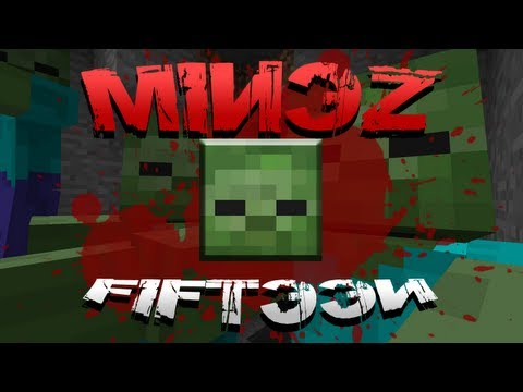 Minecraft MineZ - EP15 - One Way Door