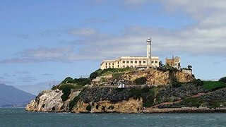 haunted islands :Alcatraz Island