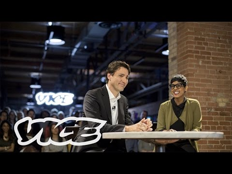 VICE Talks Weed with Justin Trudeau