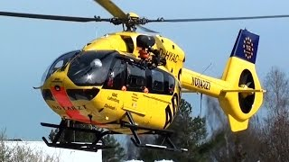 Video Airbus Helicopters H145 from ADAC Luftrettung at Klinikum Großhadern download MP3, 3GP, MP4, WEBM, AVI, FLV Februari 2018