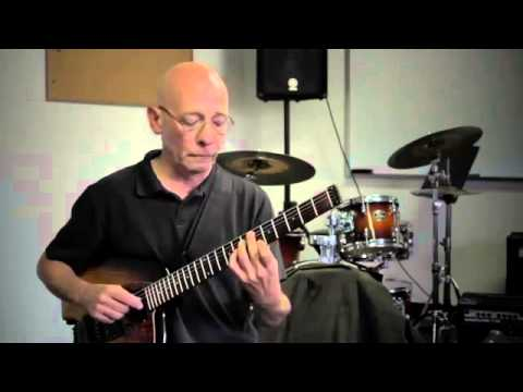Jody Fisher Guitar Quick Tip   Solo With Chords
