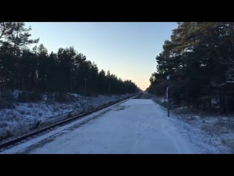 [VR] Finland´s first class Sr3 Vectron locomotive making it