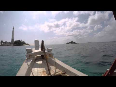 Scuba Diving - Belitung Island, Indonesia | CK