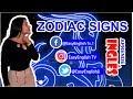 Lección 41: Zodiac Signs (Los Signos del Zodiaco en Inglés)