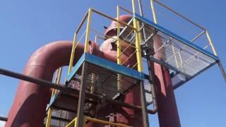 Сепарационное оборудование ДКС для подготовки газа к транспорту