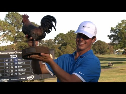 Highlights | Cody Gribble hooks his first title at Sanderson Farms