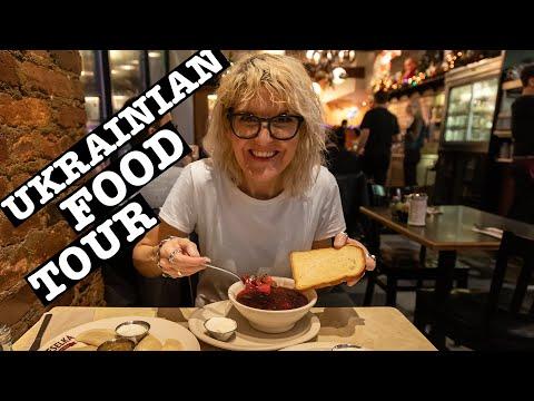 UKRAINIAN FOOD TOUR: EAST VILLAGE, NYC