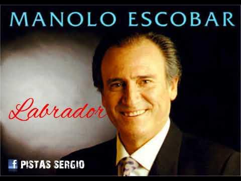 LABRADOR - MANOLO ESCOBAR - KARAOKE