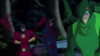 The Four Robins (Immortals)