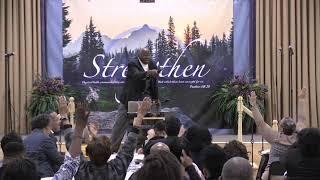 """""""The Prayer Clinic"""" - Pastor Clifton Jones - Pal Camp 2020"""