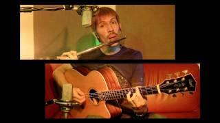 Oliver Mochmann - 1x Plejaden & Retour [acoustic guitar & flute instrumental]