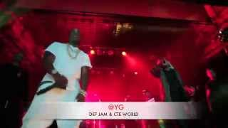"""Yo Gotti Performs """" I Know f. Rich Homie Quan """" & """"act right """" YG (Live in Philly)"""
