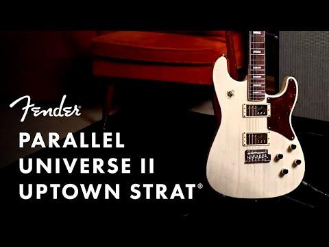 Exploring the Parallel Universe Vol II Uptown Strat | Parallel Universe | Fender