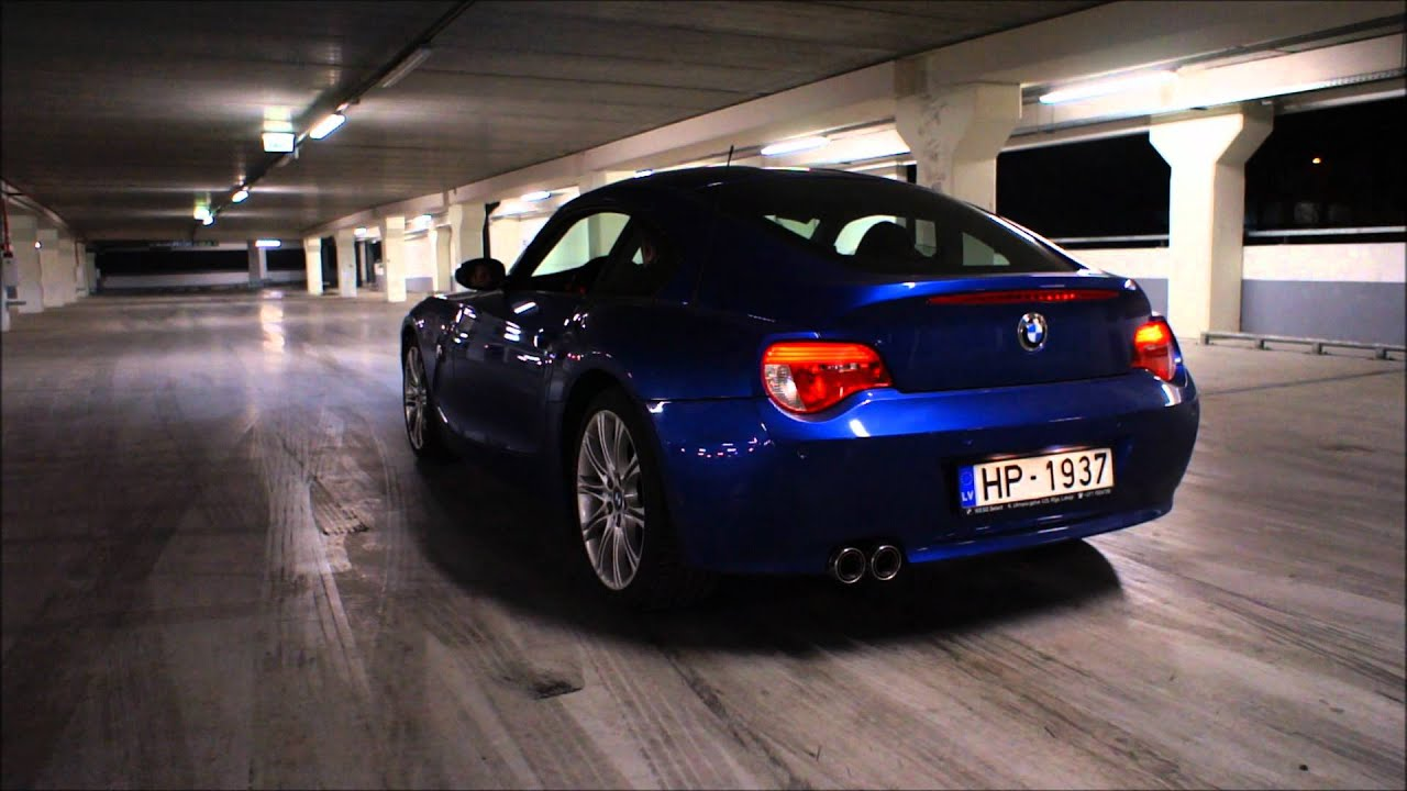 Remus Exhaust Sound Bmw Z4 Coupe 3 0si E86 Youtube