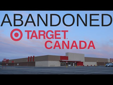 Abandoned - Target Canada