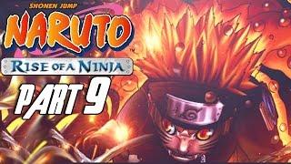 Naruto: Rise of a Ninja - Walkthrough Part 9, Gameplay Xbox 360