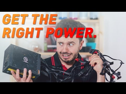 Thermaltake Workshop | How to Install a Power Supply & Manage Cables